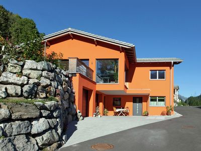 Photo for Modern apartment in a traditional country style on the edge of Dalaas.