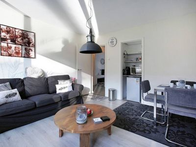 Photo for Unique apt | Balcony | free parking! | Green area