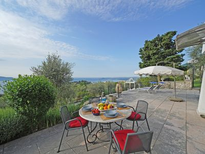 Photo for 3BR Villa Vacation Rental in Toscolano Maderno, Lombardia