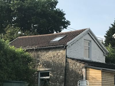 Stone cottage dating back to 1826 with many original features