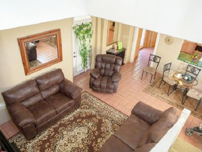 Photo for Best Location in Mesilla- 3 Bedrooms, 3.5 Bath with large Jacuzzi, court yard