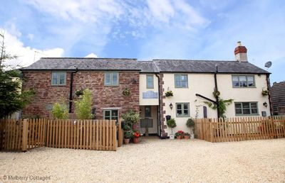 Photo for The Westies -  made up from two neighbouring cottages which sleep 6 guests  in 3 bedrooms