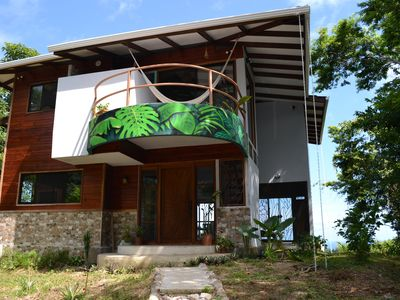 Photo for Private Home in Montezuma with Breathtaking Ocean & Rainforest Valley View