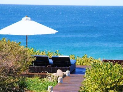 Photo for Luxury Beachfront house with breathtaking views