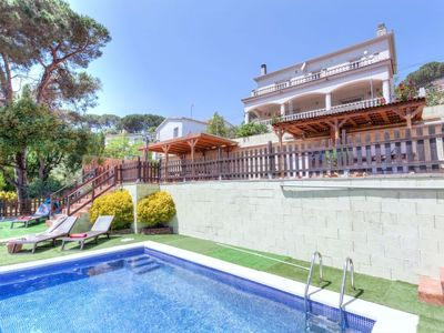 Photo for Vacation home Alzina  in Lloret de Mar, Costa Brava - 8 persons, 3 bedrooms