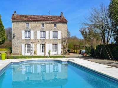 Photo for L'Ancienne Ecole - Five Bedroom House, Sleeps 12