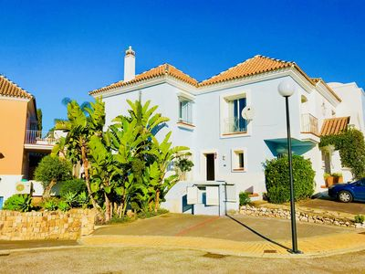 Photo for Luxurious, modern and coquettish townhouse near Banús. Ideal Families. WIFI