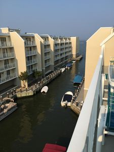 Photo for Spacious Newly Renovated Midtown Apartment Overlooking Canal  And Bay