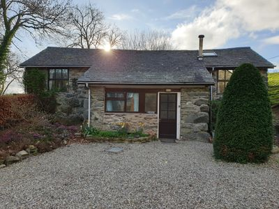 Photo for Cosy little cottage right next to rivers Meloch and Dee.Ask us about dog sitting