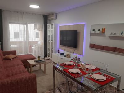 Photo for Modern apartment in cura beach