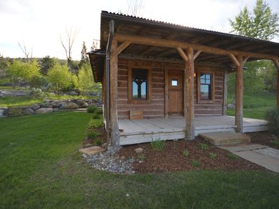 Photo for Authentic Custom Cabin, 17 miles from Yellowstone National Park
