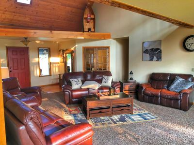 Photo for 7BR House Vacation Rental in Bigfork, Montana