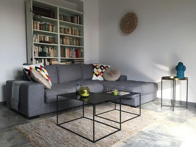 Photo for Ajaccio Corsica very nice rental apartment 3 65 m² for 2, (3 or 4 people)