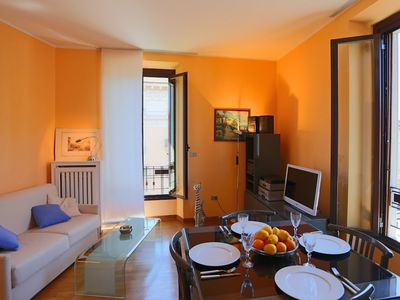 Photo for Apartment in Milan with Internet, Air conditioning, Lift, Washing machine (520664)
