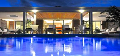 Villa Black Pearl -  Ocean View - Located in  Exquisite Marigot with Private Pool