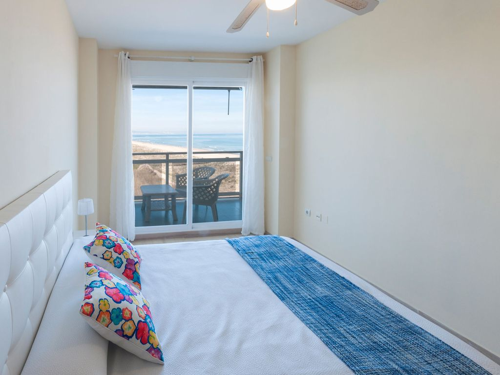 Property Image#6 Luxury Apartment 35 Meters From Gandia Beach And Beautiful  Sea Views