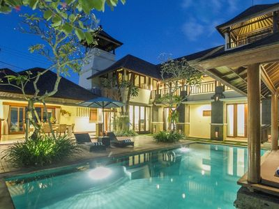Photo for 5BR Villa Vacation Rental in Canggu, Bali