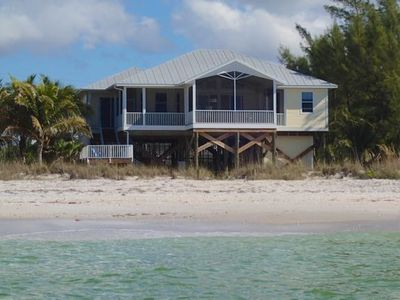 Photo for Beach Lover On The Beach! Direct Gulf Front Private Home. Pure Florida