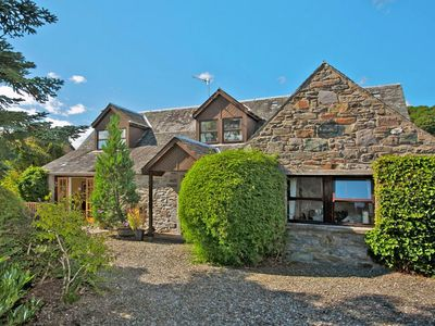 Photo for holiday home, Killin  in Perthshire - 6 persons, 3 bedrooms