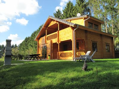 Photo for 3BR Chalet Vacation Rental in Poix-Terron, Grand Est