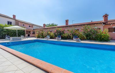 Photo for Charming villa for 6 people offering complete privacy, Loborika-Pola
