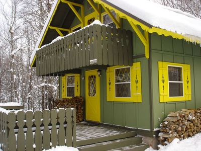 Photo for 4BR Chalet Vacation Rental in Bessemer, Michigan