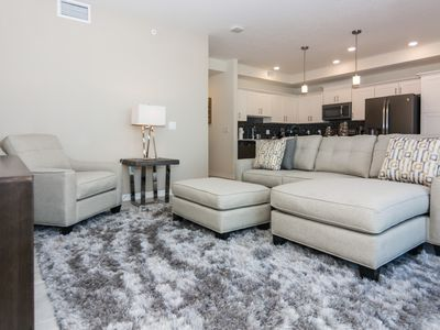Photo for Luxury  Apt at  Storey Lake 10 Minutes From Disney