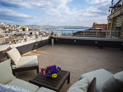 Photo for Breathtaking Seaview and Big Terrace (9)