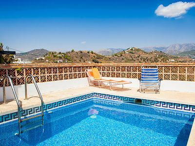 Photo for Vacation home Villa Laura in Nerja - 4 persons, 2 bedrooms