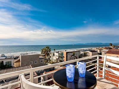 Photo for Beautiful Views - Sand Section of Manhattan Beach 2 Bed/2 Bath