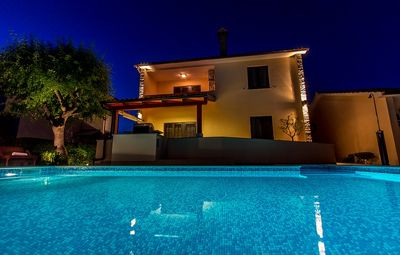 Photo for Villa with private pool, 3 bedrooms, 2 bathrooms, air conditioning, WiFi, terrace, barbecue area and an area to play football