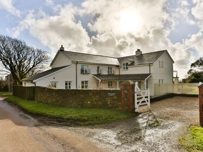 Photo for WOOLACOMBE HIGH SPREACOMBE LODGE | 5 Bedrooms | Sleeps 10