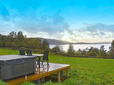 Photo for Vacation home Masfjorden in Masfjordnes - 8 persons, 3 bedrooms