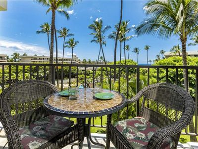 Photo for Complete Kitchen Remodel in this 1bd/1ba garden view condo in South Kihei at the Kihei Akahi. D-208