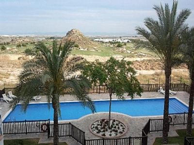 Photo for 2BR Apartment Vacation Rental in murcia