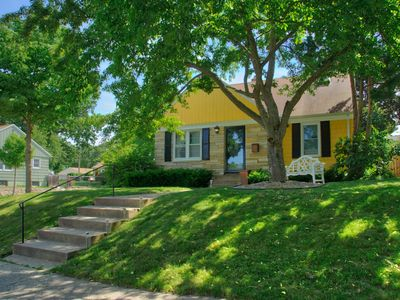 Photo for Charming Home in Quiet Historic Neighborhood Near Lakes and Downtown