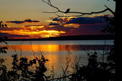 Sunset photo by our guest Mary Selby