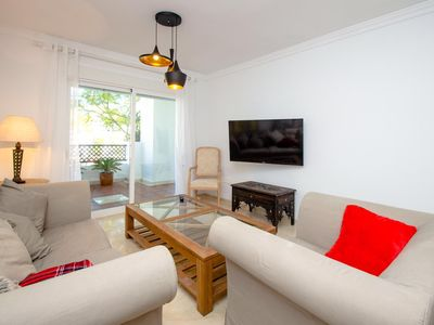 Photo for Luxury Apartment In The Heart of Puerto Banus For Vacation!