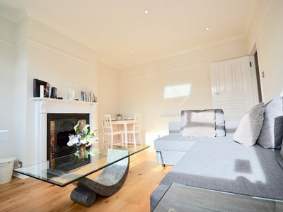Photo for Stunning Park Royal Apartment - Newly refurbished, modern two bed Apartment