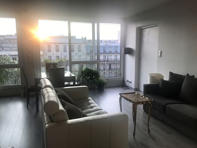Photo for Modern and bright 50m2 apartment with view