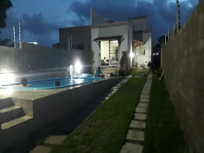 Photo for BEACH HOUSE & SWIMMING POOL