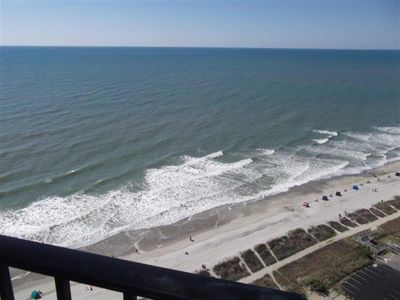 Photo for Beautiful 1Bedroom Ocean Front The Palace Resort #2311-Myrtle Beach SC