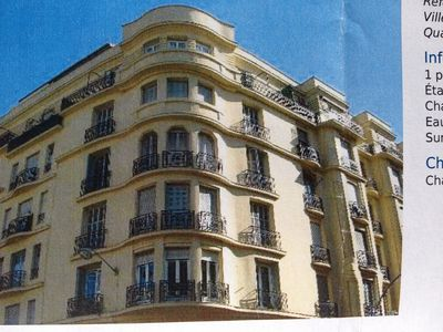 Photo for PROMO, Carré d'Or, 50 m from the beach and Négresco, all comfort, free WiFi
