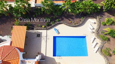 Photo for 'Casa Montana' - A Luxury Holiday home outside Corralejo 10 mins from everywhere