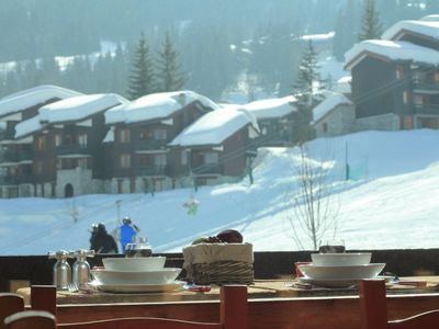 Photo for 2BR Apartment Vacation Rental in Valmorel