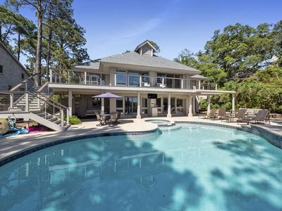 Photo for 7 Black Duck - Top Notch Views & Amenities in a Private Oceanfront Oasis