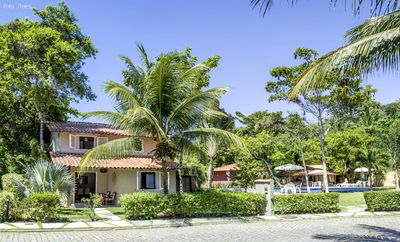 Photo for Beautiful house in a gated community 100 meters from the beach and close to the center