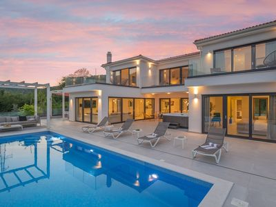 Photo for Modern Villa Elegance, in Sinj, with a Pool