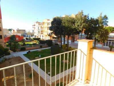 Photo for Holiday apartment 50m from the beach of Empuriabrava, Costa Brava