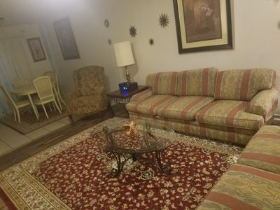 Photo for 4480 Corporate Apartment Sleeps 6